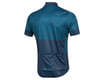 Image 2 for Pearl Izumi Select LTD Short Sleeve Jersey (Navy/Teal Stripes) (S)