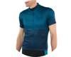 Image 4 for Pearl Izumi Select LTD Short Sleeve Jersey (Navy/Teal Stripes) (S)