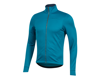 Image 1 for Pearl Izumi Pro Merino Thermal Long Sleeve Jersey (Teal) (S)