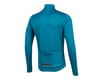 Image 2 for Pearl Izumi Pro Merino Thermal Long Sleeve Jersey (Teal) (S)