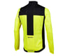 Image 2 for Pearl Izumi P.R.O. Barrier Lite Jacket (Yellow/Black) (S)