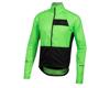 Pearl Izumi Elite Escape Convertible Jacket (Screaming Green/Black) (S)