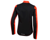Image 2 for Pearl Izumi Women's Elite Pursuit Hybrid Jacket (Fiery Coral/Black)