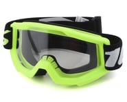 100% Strata Mini Goggles (Fluo Yellow) (Clear Lens) | product-related