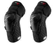 100% Surpass Knee Guards (Black)   product-related