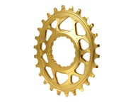 Absolute Black Direct Mount Race Face Cinch Oval Ring (Gold) (Boost) | product-related