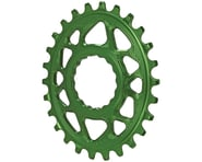 Absolute Black Direct Mount Race Face Cinch Oval Ring (Green) (Boost) | product-related