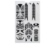 All Mountain Style Honeycomb Frame Guard Extra (Black) (Maori) | product-related