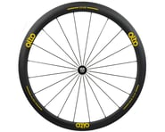 Alto Wheels CC40 Carbon Front Clincher Road Wheel (Yellow) | product-related