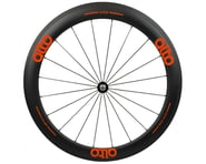 Alto Wheels CC56 Carbon Front Clincher Road Wheel (Orange) | product-related