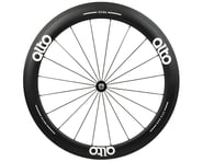 Alto Wheels CC56 Carbon Front Clincher Road Wheel (White) | product-related