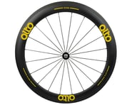 Alto Wheels CC56 Carbon Front Clincher Road Wheel (Yellow) | product-related