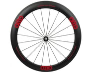Alto Wheels CT56 Carbon Front Road Tubular Wheel (Red)   product-related