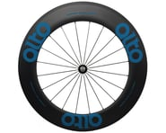 Alto Wheels CT86 Carbon Front Road Tubular Wheel (Blue) | product-related