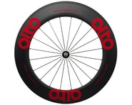 Alto Wheels CT86 Carbon Front Road Tubular Wheel (Red) | product-related