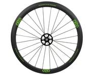 Alto Wheels CT40 Carbon Rear Road Tubular Wheel (Green) | product-related