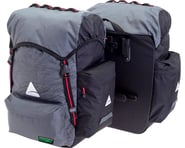 Axiom Seymour Oceanweave P55+ Panniers (Gray/Black)   product-related