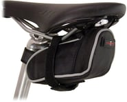 Banjo Brothers Saddle Bag Deluxe (Black) (S) | product-related
