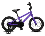 """Batch Bicycles 16"""" Kids Bike (Matte Majestic Purple) 