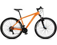 """Batch Bicycles 24"""" Mountain Bike (Matte Ignite Orange) 