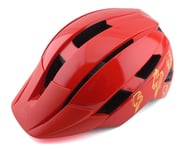 Bell Sidetrack II Kids Helmet (Red Bolts) | product-related