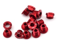 Box Components Spiral 7075 Alloy Chainring Bolt Kit (Red) (15) | product-related