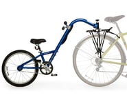 Burley Kazoo Single Speed Trailercycle (Blue) | product-also-purchased