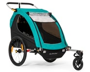 Burley Encore X Child Trailer (Turquoise)   product-related