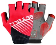 Castelli Competizione Short Finger Glove (Red) | product-related