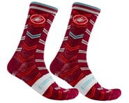 Castelli Men's Transition 18 Socks (Pro Red)   product-related