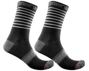 Castelli Superleggera 12 Women's Sock (Black)   product-related