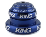 """Chris King NoThreadSet Tapered Headset (Navy) (1-1/8"""" to 1-1/2"""") 