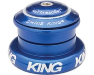 """Chris King InSet 7 Headset (Navy) (1-1/8"""" to 1-1/2"""") 