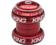 """Chris King NoThreadSet Headset (Red Bold) (1-1/8"""") 