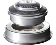 """Chris King InSet 2 Headset (Silver) (1-1/8"""" to 1-1/2"""") 