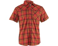 Club Ride Apparel New West Short Sleeve Shirt (Flame) | product-related