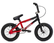 """Colony Horizon 14"""" BMX Bike (13.9"""" Toptube) (Black/Red Fade) 