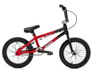 """Colony Horizon 16"""" BMX Bike (15.9"""" Toptube) (Black/Red Fade) 
