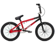 """Colony Horizon 18"""" BMX Bike (17.9"""" Toptube) (Black/Red Fade) 