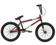 """Colony Premise 20"""" BMX Bike (20.8"""" Toptube) (Bloody Black) 
