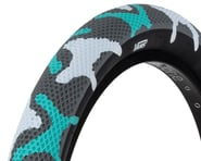 Cult Vans Tire (Teal Camo/Black) (Wire) | product-also-purchased