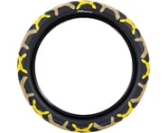 Cult Vans Tire (Yellow Camo/Black) (Wire) | product-also-purchased