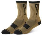 Dakine Step Up Cycling Socks (Dark Olive)   product-related