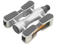 Dimension Cruiser Pedals (Silver) (w/ Slip Grip & Reflectors) | product-also-purchased