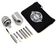 Dynaplug Megapill Tubeless Bicycle Tire Repair Kit (Polished Aluminum)   product-related
