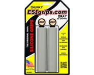 ESI Grips Chunky Silicone Grips (Grey) (32mm) | product-related