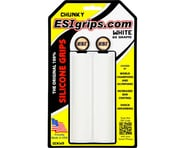 ESI Grips Chunky Silicone Grips (White) (32mm) | product-related
