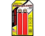 ESI Grips Racer's Edge Silicone Grips (Red) (30mm) | product-related