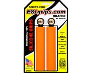 ESI Grips Racer's Edge Silicone Grips (Orange) (30mm) | product-related