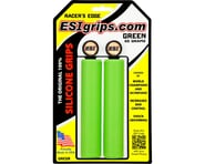 ESI Grips Racer's Edge Silicone Grips (Green) (30mm) | product-related